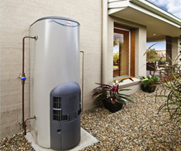 gas-hot-water-system installed